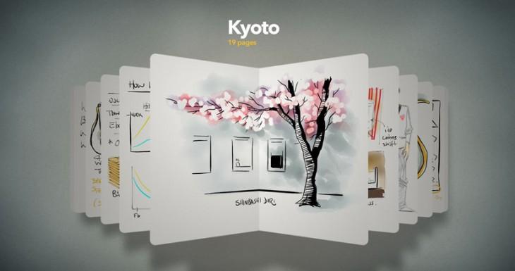 Paper by fiftythree se actualiza y hace realidad tus ideas en forma de libro impreso.