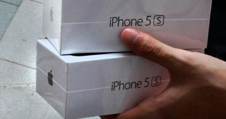 Todos los precios y opciones para hacerte con el iPhone 5S y 5C