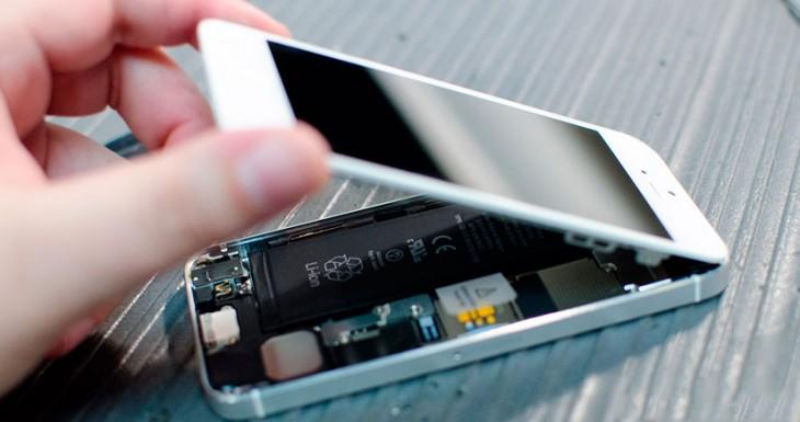 Apple reconoce problemas en la batería de algunos iPhone 5S por problemas de fabricación