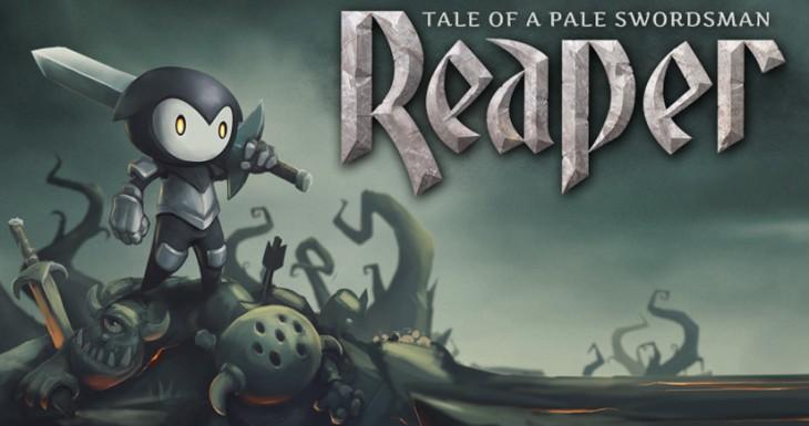 Reaper, Tale of a Pale Swordsman, una forma de jugar diferente en tu iPhone.