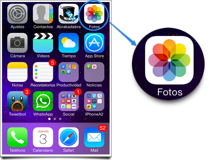 Trucos-iOS-7--Compartir-fotos-en-Streaming