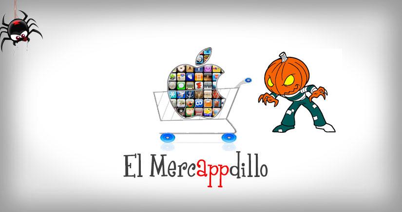 El Mercappdillo – Aplicaciones para iPhone gratis o con descuento [Especial Halloween]