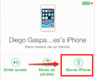 Desactivar Buscar mi iPhone con el iPhone bloqueado