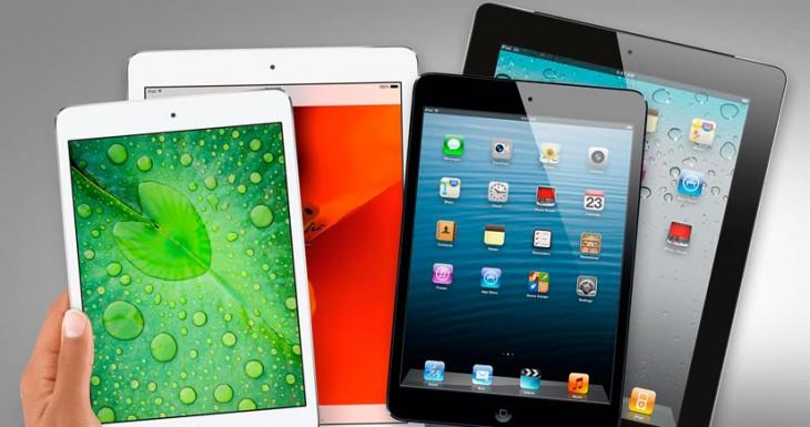 El iPad Mini retina fulmina en rendimiento a su predecesor, ¿Este es muy potente o el otro muy lento?