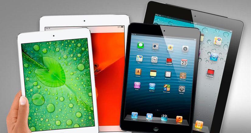 El iPad Air se sale en los Test de rendimiento y duplica en potencia al iPad 4