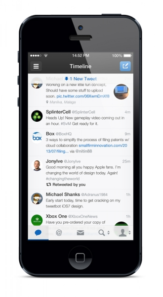 Tweetbot iOS 7