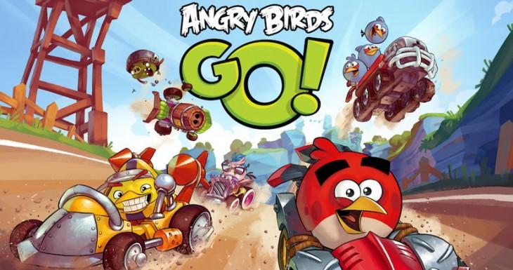 Angry Birds Go! ya se puede descargar desde la App Store de Nueva Zelanda