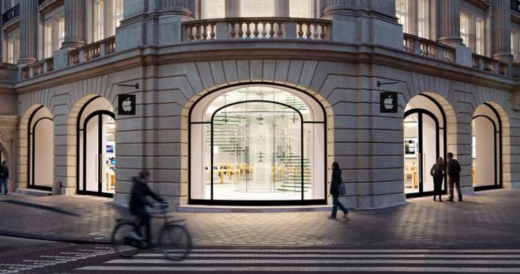 Apple cierra una web que comprobaba la disponibilidad en tiendas del iPhone  5s y el iPad Air