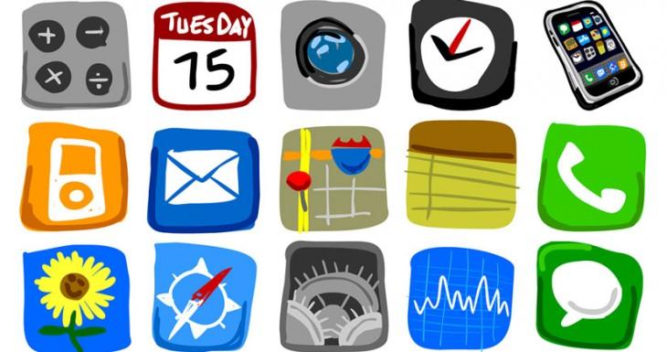Cómo cambiar los iconos del iPhone sin JailBreak y con iOS 7 [Abrakadabra LXXII]