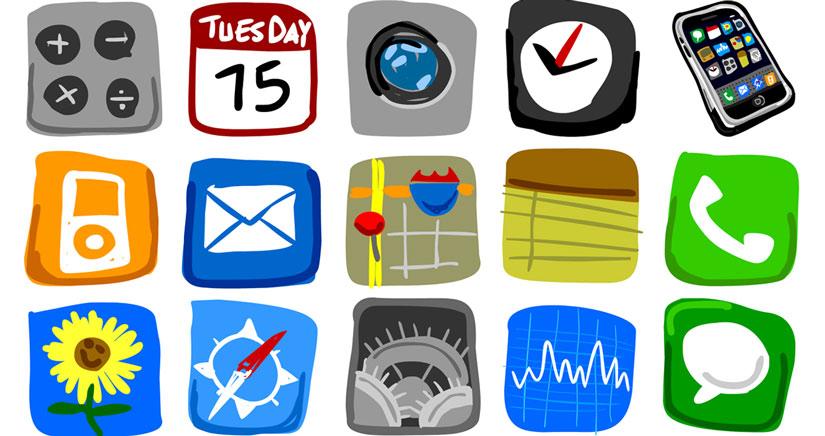 Cómo cambiar los iconos del iPhone sin JailBreak