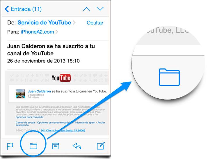 Como-crear-accesos-directos-en-mail-iphone
