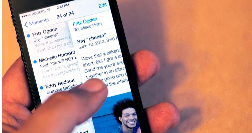 Cómo crear accesos directos a las carpetas de Mail en iOS 7 [Abrakadabra LXXI]