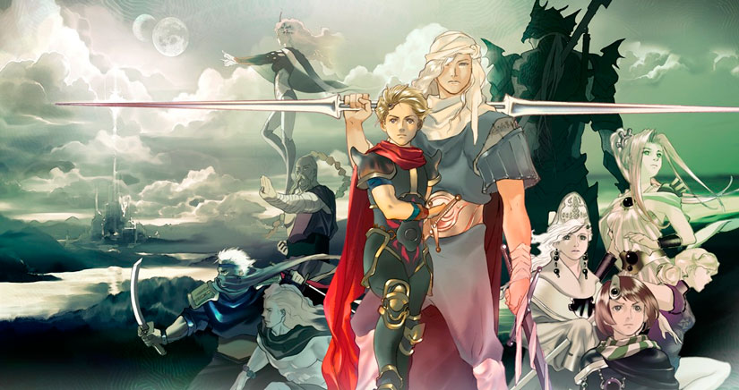 Final Fantasy IV: The After Years disponible para iPhone y iPad