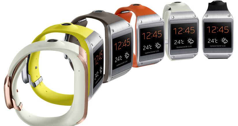 Esto es lo que pasa cuando Samsung no copia a Apple y saca su propio SmartWatch….