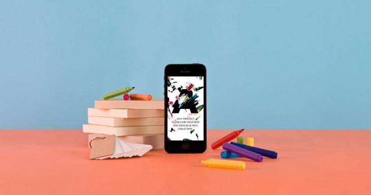 Notegraphy, Aplica filtros a tus textos y hazlos bonitos….