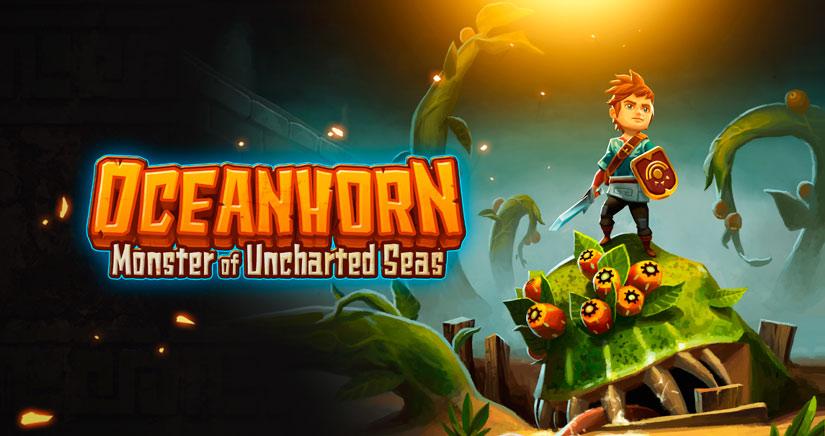OceanHorn, Un juego Épico e imprescindible [Análisis iA2]