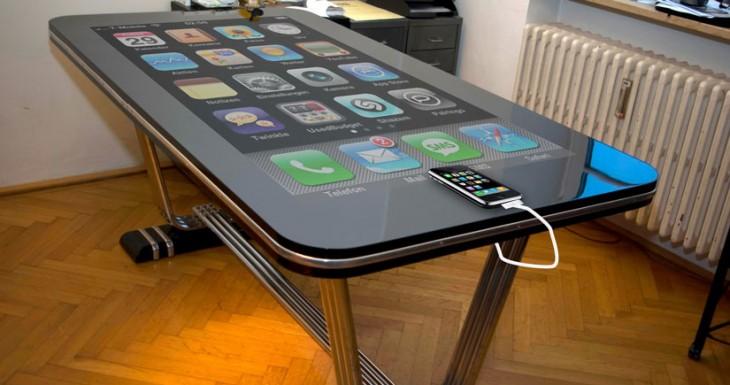 Y continúan los rumores de una pantalla más grande para el nuevo iPhone 6