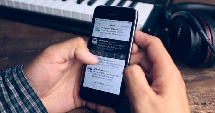 Tweetbot se actualiza y nos trae un nuevo tema oscuro y muy elegante