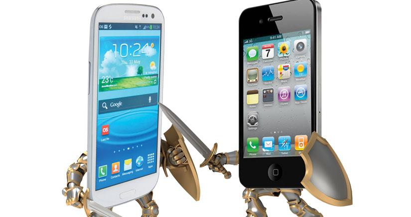 Samsung debe pagar las infracciones de patentes de Apple y no le va a salir barato….