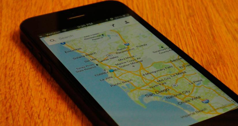 Los usuarios de iPhone dan de lado a Google Maps y se quedan con Apple Maps