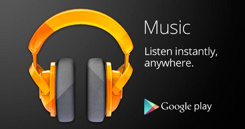 Google Play Music, el Spotify del Buscador, disponible en la App Store