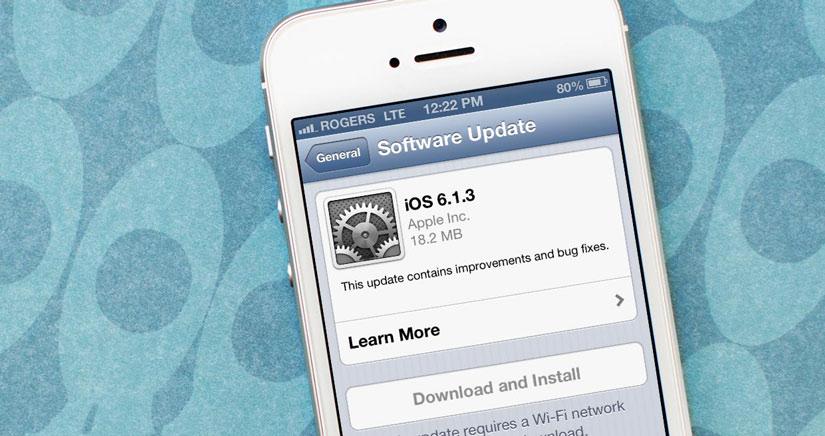 El JailBreak Untethered para iOS 6.1.3/4/5 se llama Drama Free y ya está disponible