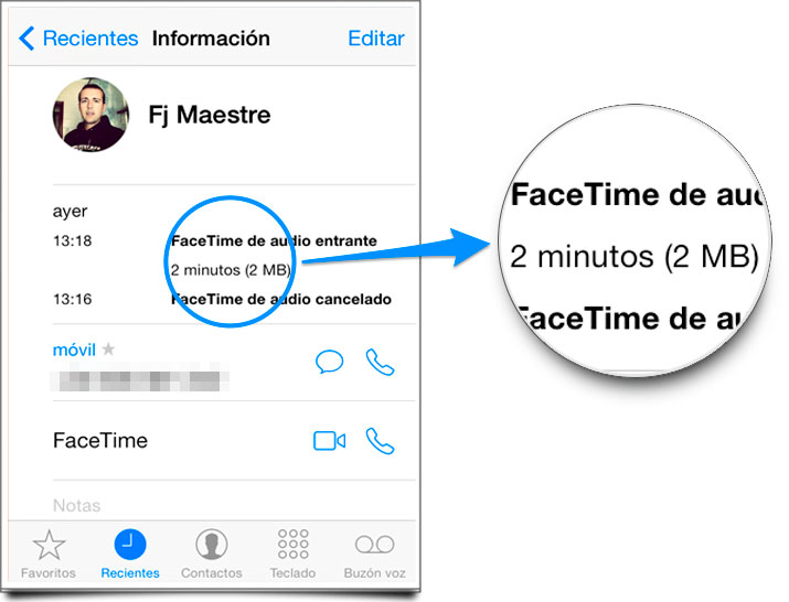 saber-consumo-de-datos-face-Time