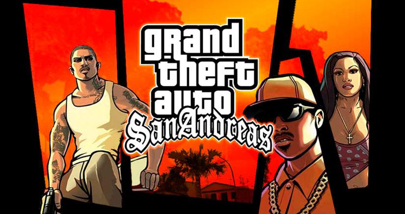 Grand Theft Auto: San Andreas disponible para iOS, revive viejos tiempos…