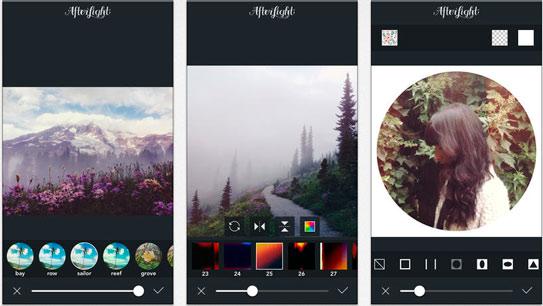 Top 20 aplicaciones de fotograf a para triunfar en for Editor de fotos efectos