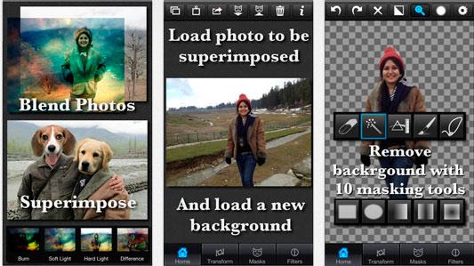 Top 20 aplicaciones de fotografia para iphone