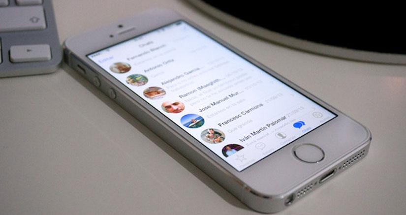 Y al final WhatsApp se actualizó para iOS 7