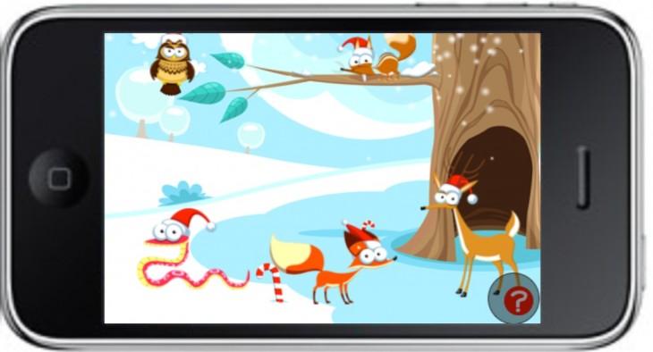 Christmas Game, diversión asegurada para el peque mientras aprende