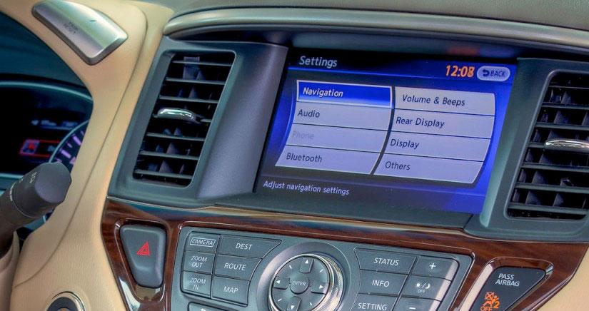 """El Nuevo botón de """"Car Display"""" sugiere que iOS 7.1 incluirá iOS en el Coche"""