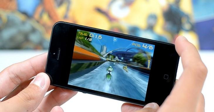 Apple sigue dominando los juegos para móviles, pero Android ya le pisa los talones