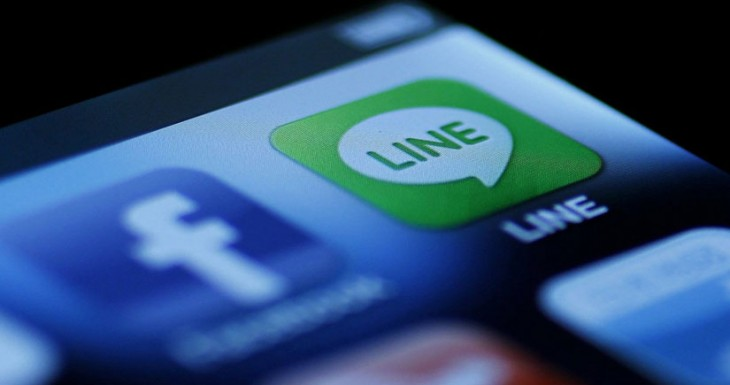 Line ha introducido vídeos publicitarios y pagarán a sus usuarios por mirarlos