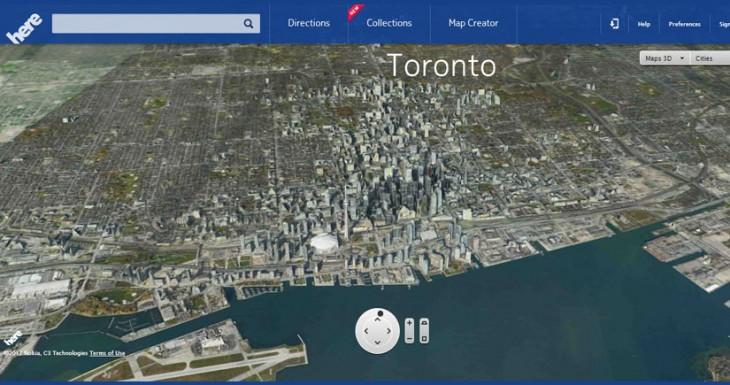 """Nokia elimina HERE Maps para iOS porque los cambios de iOS 7 """"dañan la experiencia del usuario"""""""