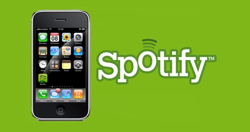 Spotify gratis para tablets y smartphones