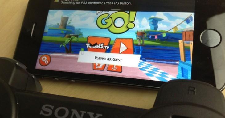 Cómo conectar un mando de Play 3 en tu iPhone o iPad