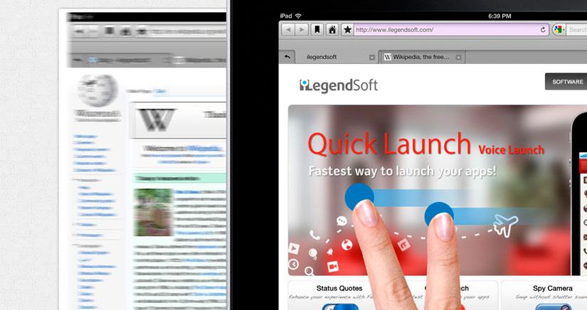 Mercury un navegador web para iPhone y iPad que te va a gustar