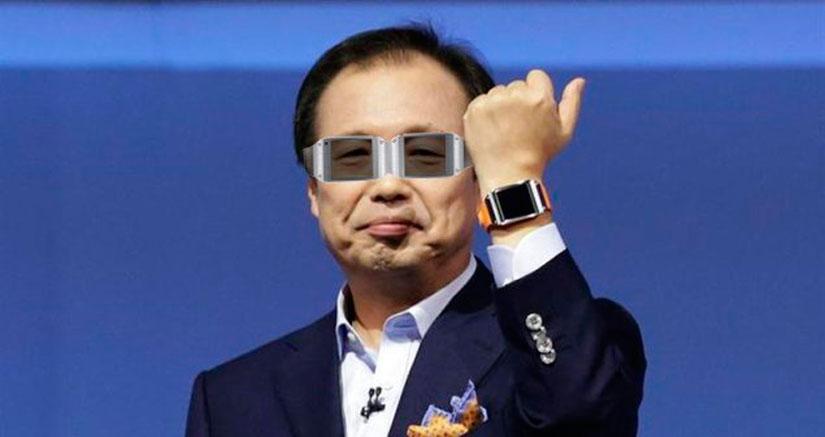 Samsung podría presentar las Galaxy Glass en Septiembre….
