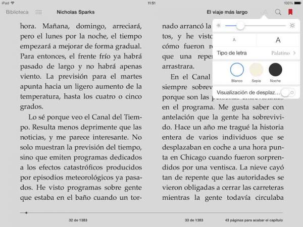 iBooks-iPad