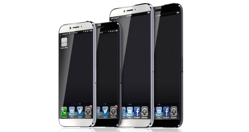 Apple podría lanzar iPhones de 4,7 pulgadas y 5,7 pulgadas este año