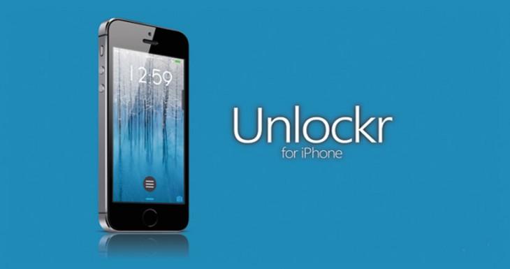 Unlockr para iPhone: una opción de desbloqueo original [Tweak]