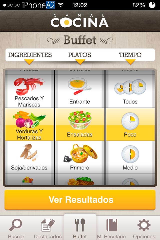 Aplicaciones-recetas-iPhone