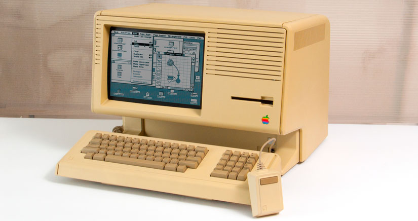 """El ratón """"Lisa"""" de Steve Jobs recuperado de una cápsula del tiempo después de 30 años"""