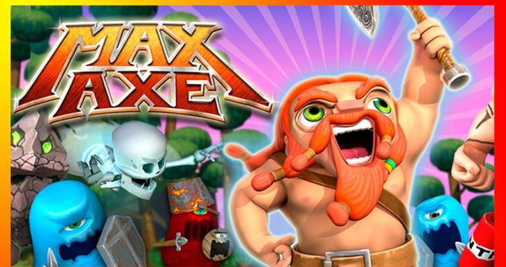 Max Axe: La aplicación de la semana más adictiva de los últimos tiempos