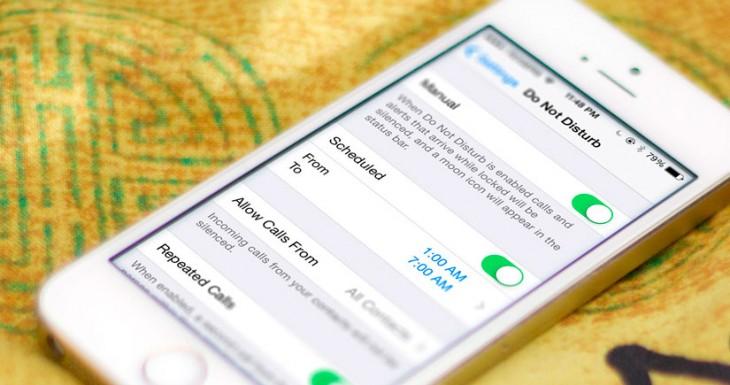 Mejora tu descanso con este truco para la función No Molestar de tu iPhone [Abrakadabra LXXV]