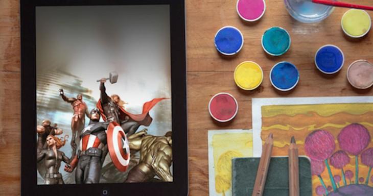 13 Wallpapers de Súper Héroes para iPhone y iPad en HD