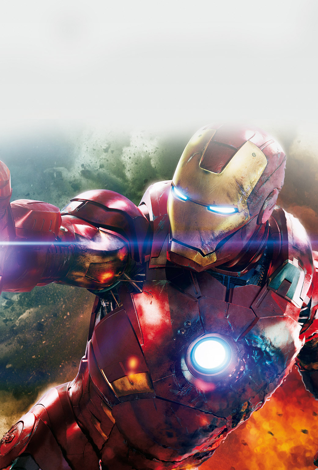 I Is For Iron ~ Ironman wallpaper iphone