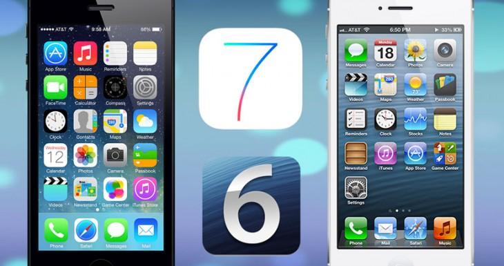 Disponible para descargar iOS 7.0.6 y iOS 6.1.6, Cuidado con el JailBreak…